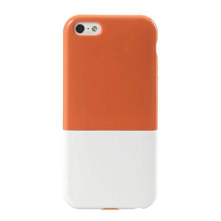 CAPSULE オレンジ iPhone 5ケース
