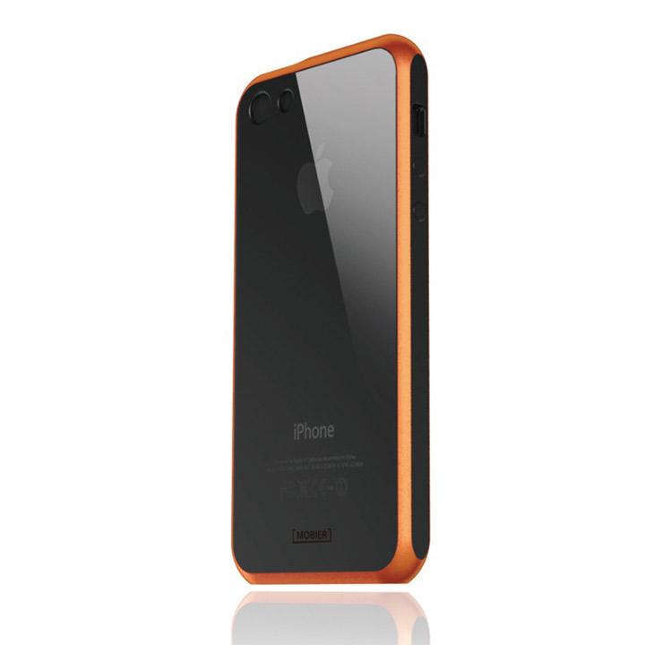 iPhone5 STONE ハイブリッドケース オレンジ
