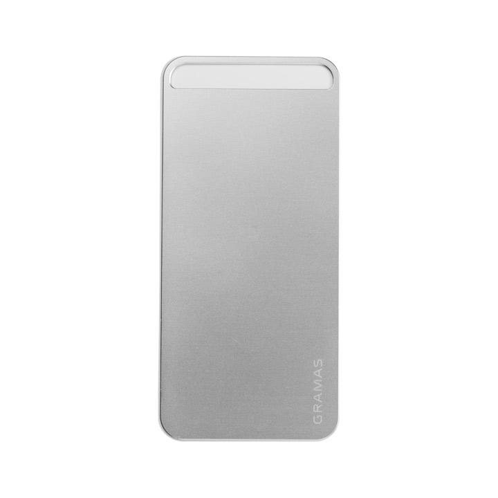 iPhone SE/5s/5 ケース 【iPhone SE/5s/5】GRAMAS パックパネル 022シリーズ(シルバー)_0