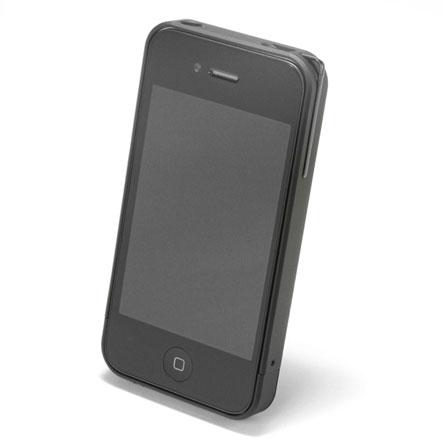 【iPhone4/4s】PRECISION Combi case B(黒)