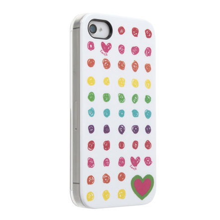 Pop Heart マルチ iPhone 4s/4 ケース