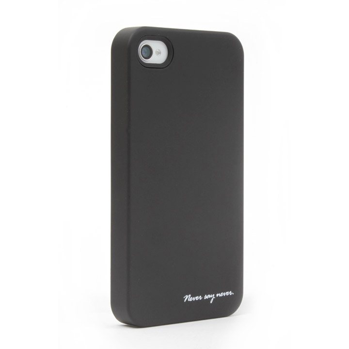 iPhone4/4s BasicE Black iPhone4/4s_0