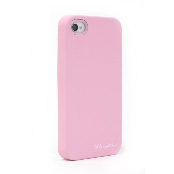 iPhone4/4s Basic/ Pink iPhone4/4s_0