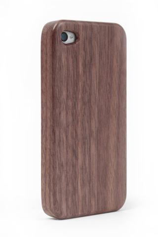その他のiPhone/iPod ケース iPhone4/4s Nature wood/brown iPhone4/4s
