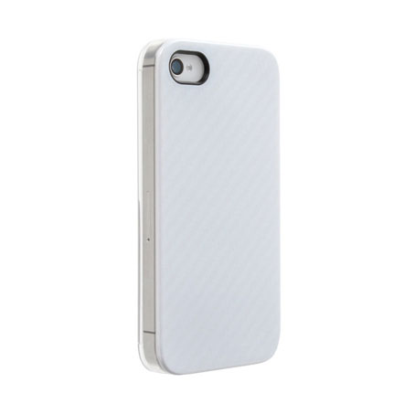 iPhone4/4s Porte Homme/coubon white iPhone4/4s