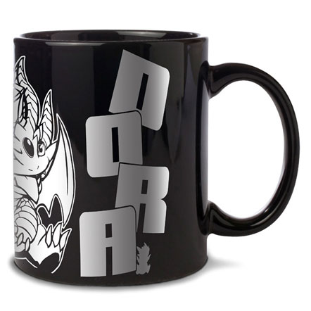 パズル&ドラゴンズ マグカップ キングメタルドラゴン