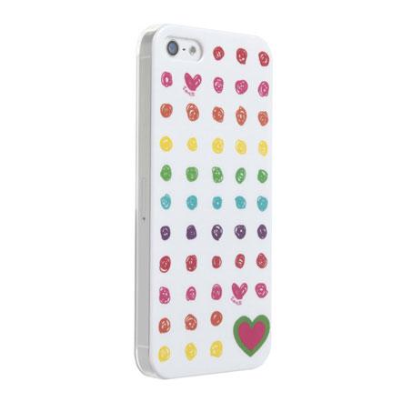 iPhone5 Pop Heart Multi