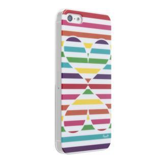 iPhone5 Pop Heart Stripe