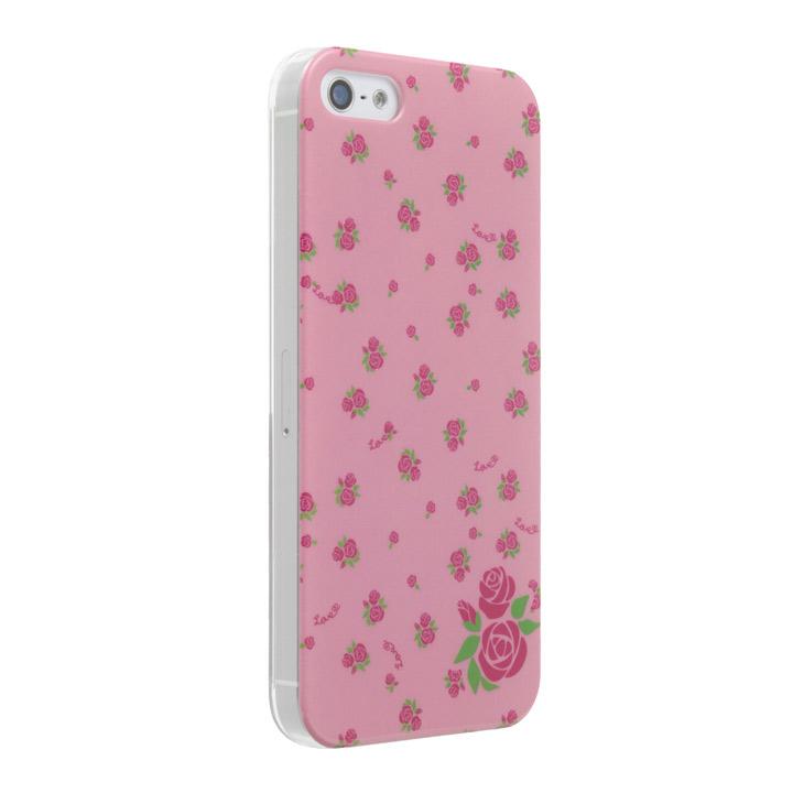 [2017夏フェス特価]iPhone5 Petit Flower Rose