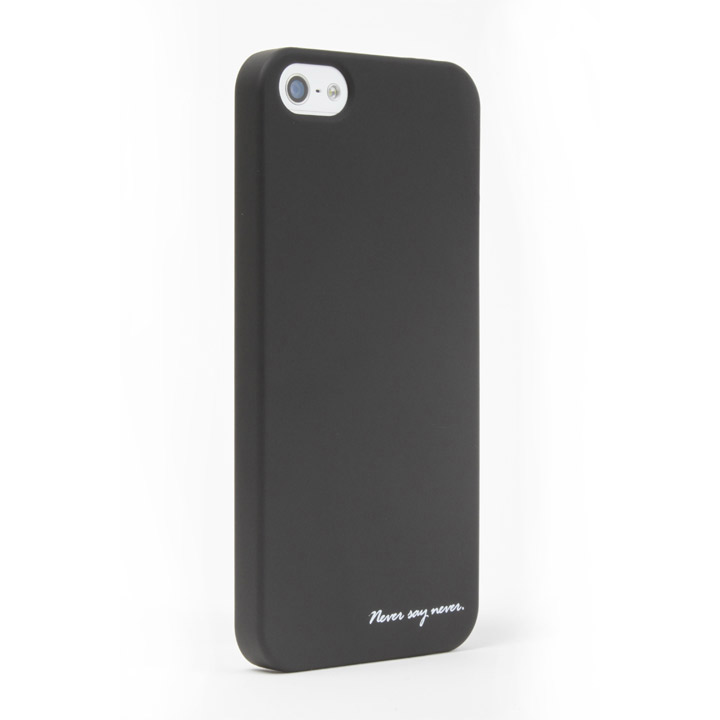 iPhone SE/5s/5 ケース iPhone5 Basic Black iPhone5_0
