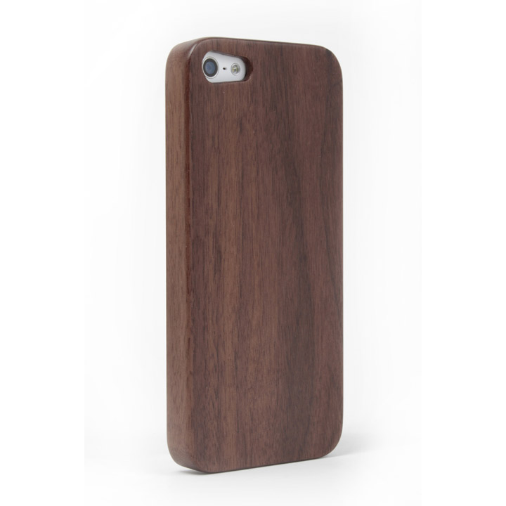 iPhone SE/5s/5 ケース iPhone5 Nature wood/brown iPhone5_0
