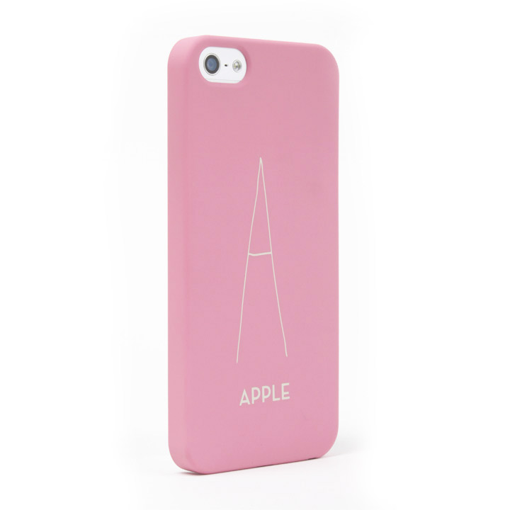 【iPhone SE/5s/5ケース】iPhone5 mono case/apple_0