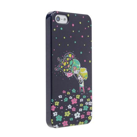 【40%OFF】【iPhone SE/5s/5】カナヘイ コラボケース「ボーイミーツガール」