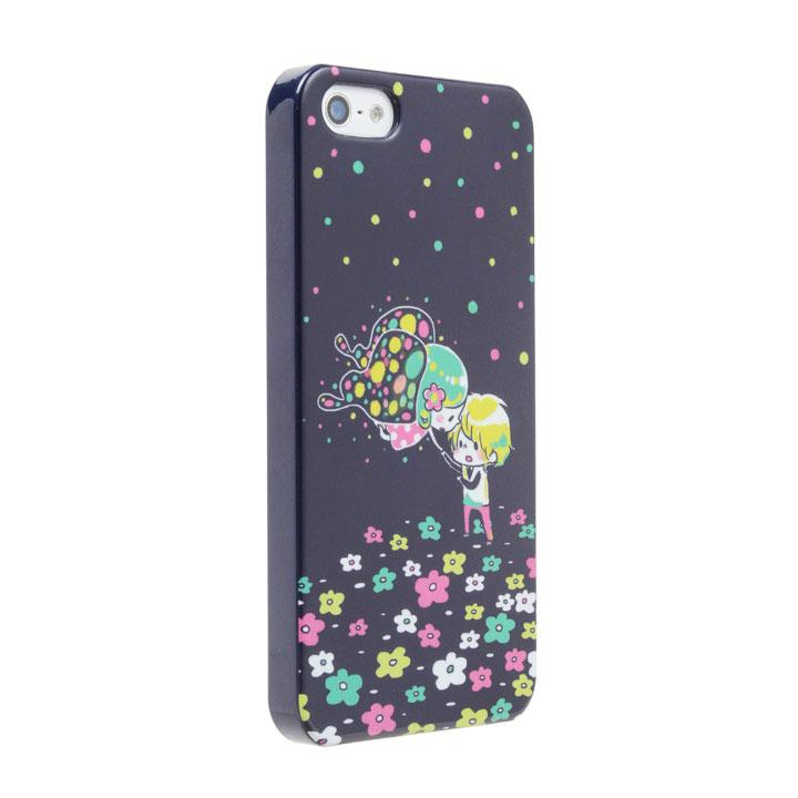 iPhone SE/5s/5 ケース 【40%OFF】【iPhone SE/5s/5】カナヘイ コラボケース「ボーイミーツガール」_0