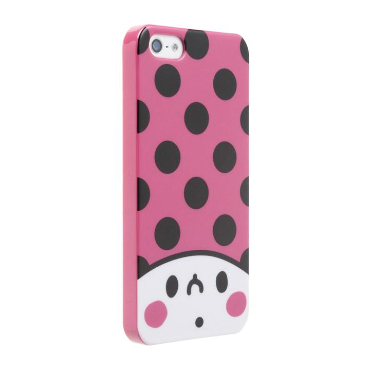iPhone SE/5s/5 ケース 【iPhone SE/5s/5】カナヘイ コラボケース 「ドット」_0