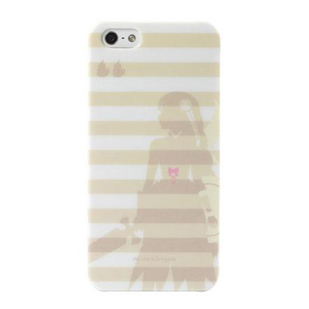 パズドラ iPhone SE/5s/5ケース ヴァルキリー(ストライプ)