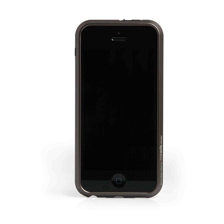 【iPhone SE/5s/5】 innerexile odyssey 5 【Black】