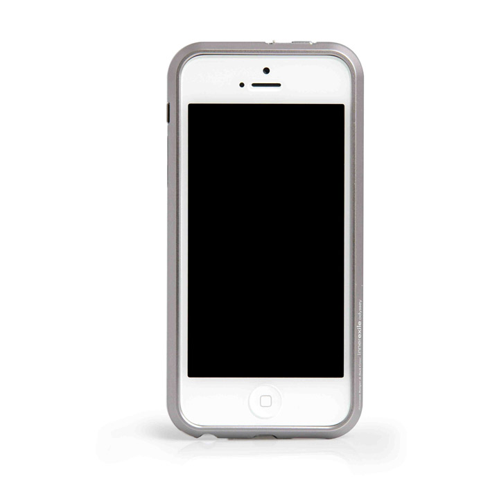 【iPhone SE/5s/5】 innerexile odyssey 5【Silver】