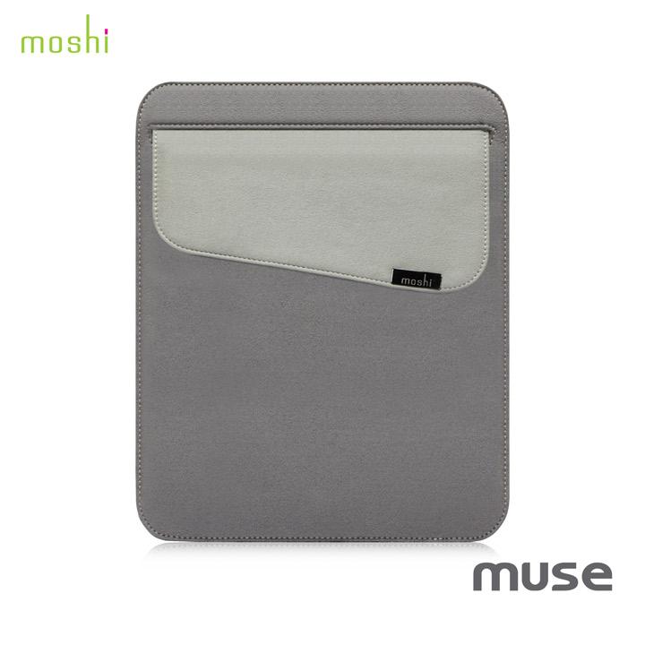 moshi muse  iPad 【Falcon gray】