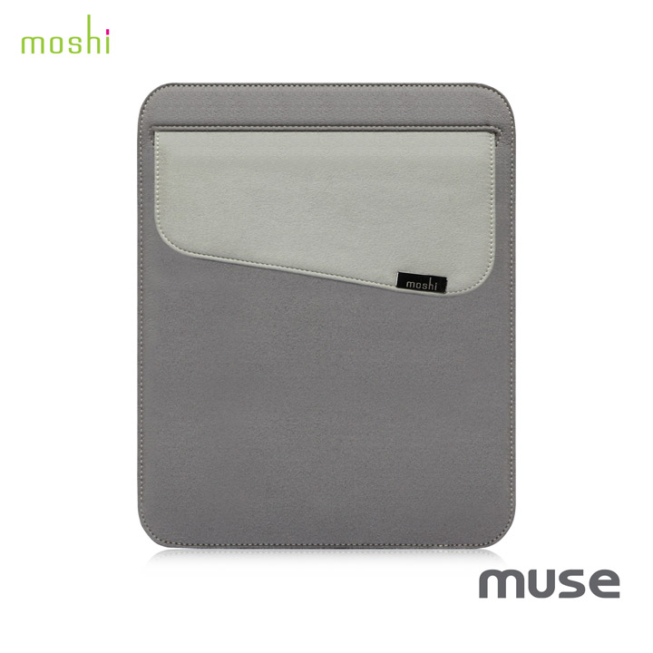 moshi muse  iPad 【Falcon gray】