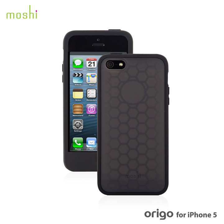 moshi Origo  iPhone 5 【Graphite Black】