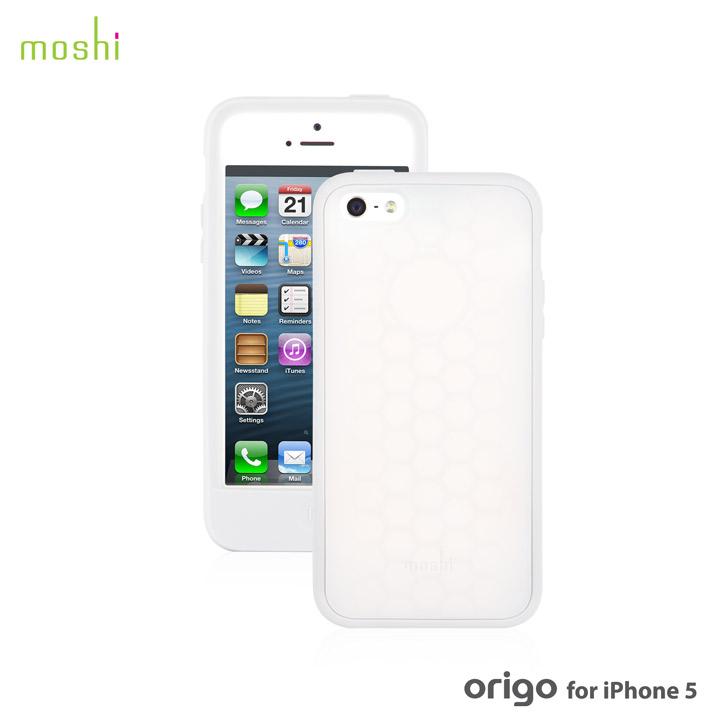 moshi Origo  iPhone 5 【Polar White 】