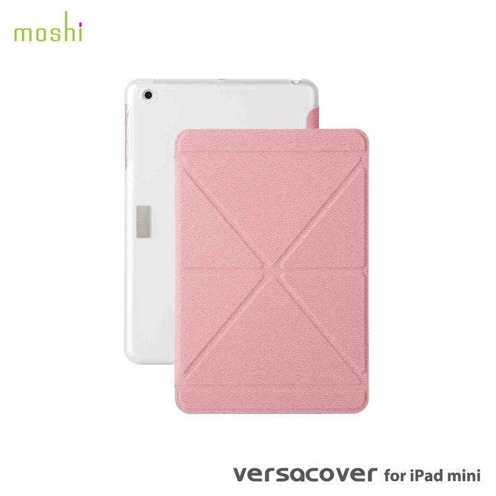 moshi Versacover  iPad mini/2/3【Sakura Pink】