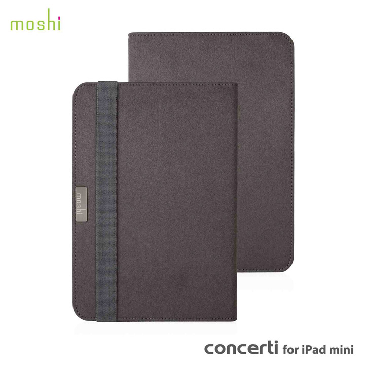 moshi Concerti  iPad mini/2/3【Falcon Gray】