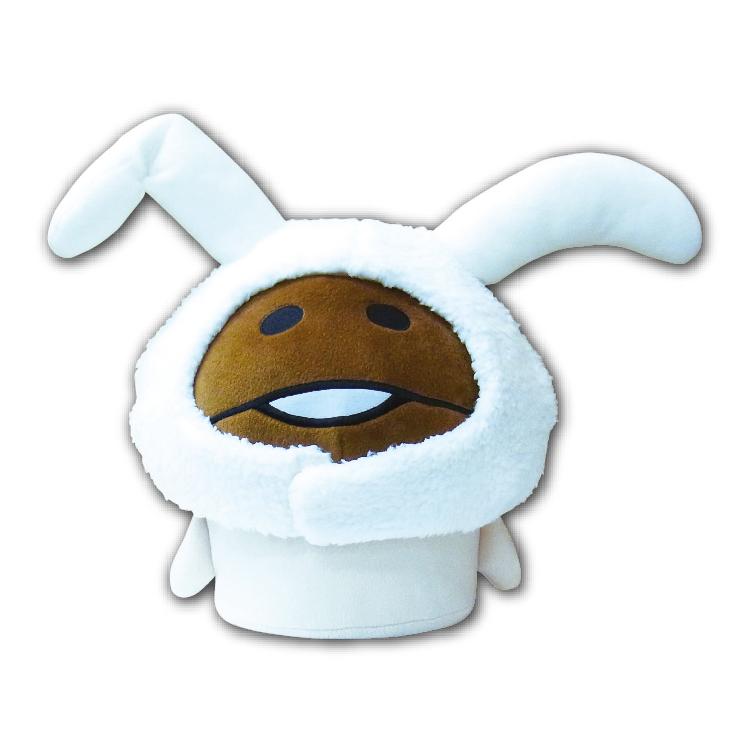なめこ栽培キット 座椅子 V3(白ウサギなめこ)_0