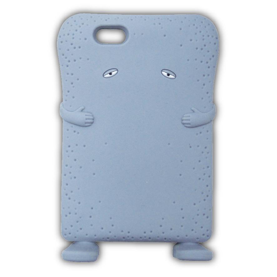 【iPhone SE/5s/5ケース】カスタムカバーシリコンFIG ぬりかべ iPhone 5ケース_0