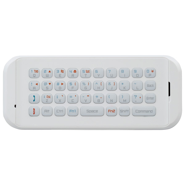 『iBOW mobile』 iPhone用Bluetooth V2.1+EDR対応スマートコントローラー【white】